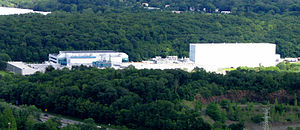 Novartis - Suffern, New York: one of the Novartis pharmaceutical production facilities in the United States