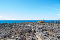 Nusa Dua peninsula clif overlooking Indian Ocen.jpg