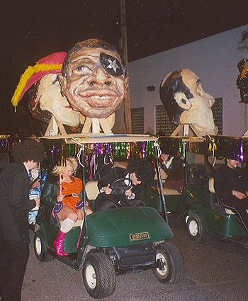 Krewe of OAK - Wikipedia, the free encyclopedia