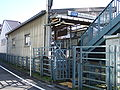 OER Yoyogi-Hachiman station North.jpg