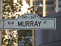 OIC street sign perth Murray St.jpg