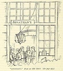 Jonathans coffee house wikipedia jonathans coffee house malvernweather Image collections