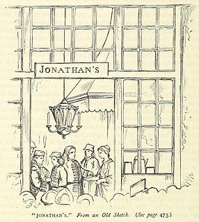 Jonathans Coffee-House