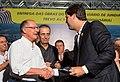O governador do estado de São Paulo Geraldo Alckmin, entrega em Jundiaí , o complexo viário do Trevo Nove de Julho da SP-330 (26669336209).jpg