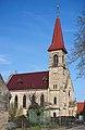 Oberstenfeld - Prevorst - Evangelische Kirche - Ansicht von WSW.jpg