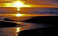 Ocean Beach daybreak, Hawkes Bay, New Zealand (1867617911).jpg
