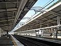 Odakyu-Nagayama Station Platform 01.jpg