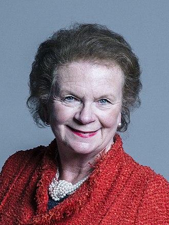 Helen Liddell - Image: Official portrait of Baroness Liddell of Coatdyke crop 2