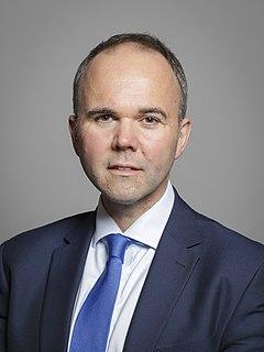 Gavin Barwell British Conservative politician