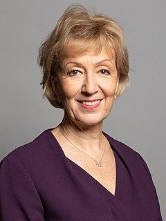 Andrea Leadsom British Conservative politician