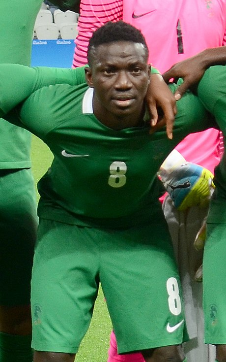 Peter Etebo - The Reader Wiki, Reader View of Wikipedia
