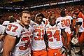 Oklahoma State football - Bryant Ward, Jeremy Smith, and Kendall Hunter.jpg