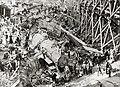 Old 97 wreck at Stillhouse Trestle in Virginia - 1903.jpg