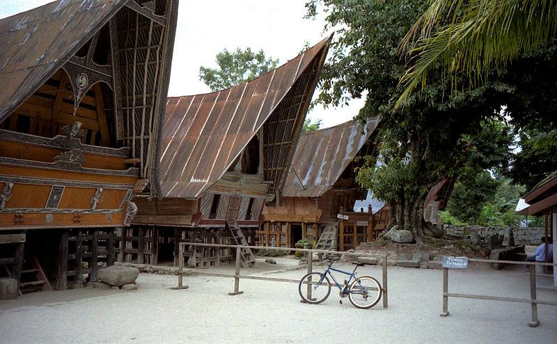 Rumah di Samosir