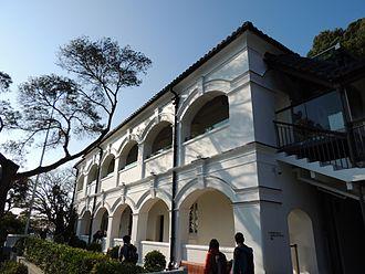 Old Tai O Police Station - Old Tai O Police Station in 2013.
