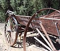 Old Wagon, Highland Springs Ranch 7-2011 (6750026565).jpg