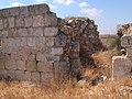 Old house in ruin, west of Beit Dhikrin.jpg