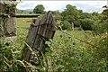 Old railway fence near Ballyroney - geograph.org.uk - 487800.jpg