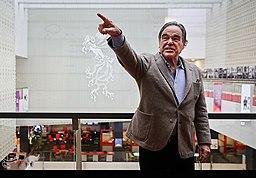 Oliver Stone in Tehran 01