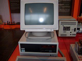 Olivetti M24 historical computer