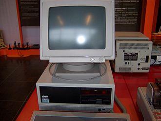 Olivetti M24 - Original Olivetti M24