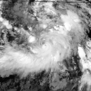 Hurricane Greta–Olivia - Satellite image of Hurricane Olivia in the eastern Pacific