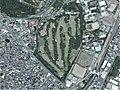 Omika Golf Club, Hitachi Ibaraki Aerial photograph.2017.jpg