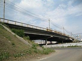Вид на мост