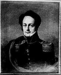 Antoine Frédéric Gijsbert Gottlob Constantin (1797-1863), Baron von Knobelsdorff