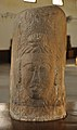 One Faced Shiva Linga - Kushan Period - Bhita - ACCN 34-2528 - Government Museum - Mathura 2013-02-23 5458.JPG