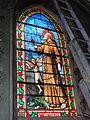 Onesse-et-Laharie (Landes) église, vitrail 10.JPG