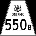 Ontario Highway 550B.png