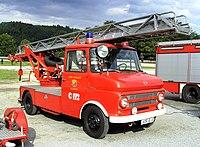 Opel Feuerwehrfahrzeug der FFW Vilshofen a.d. Donau.JPG