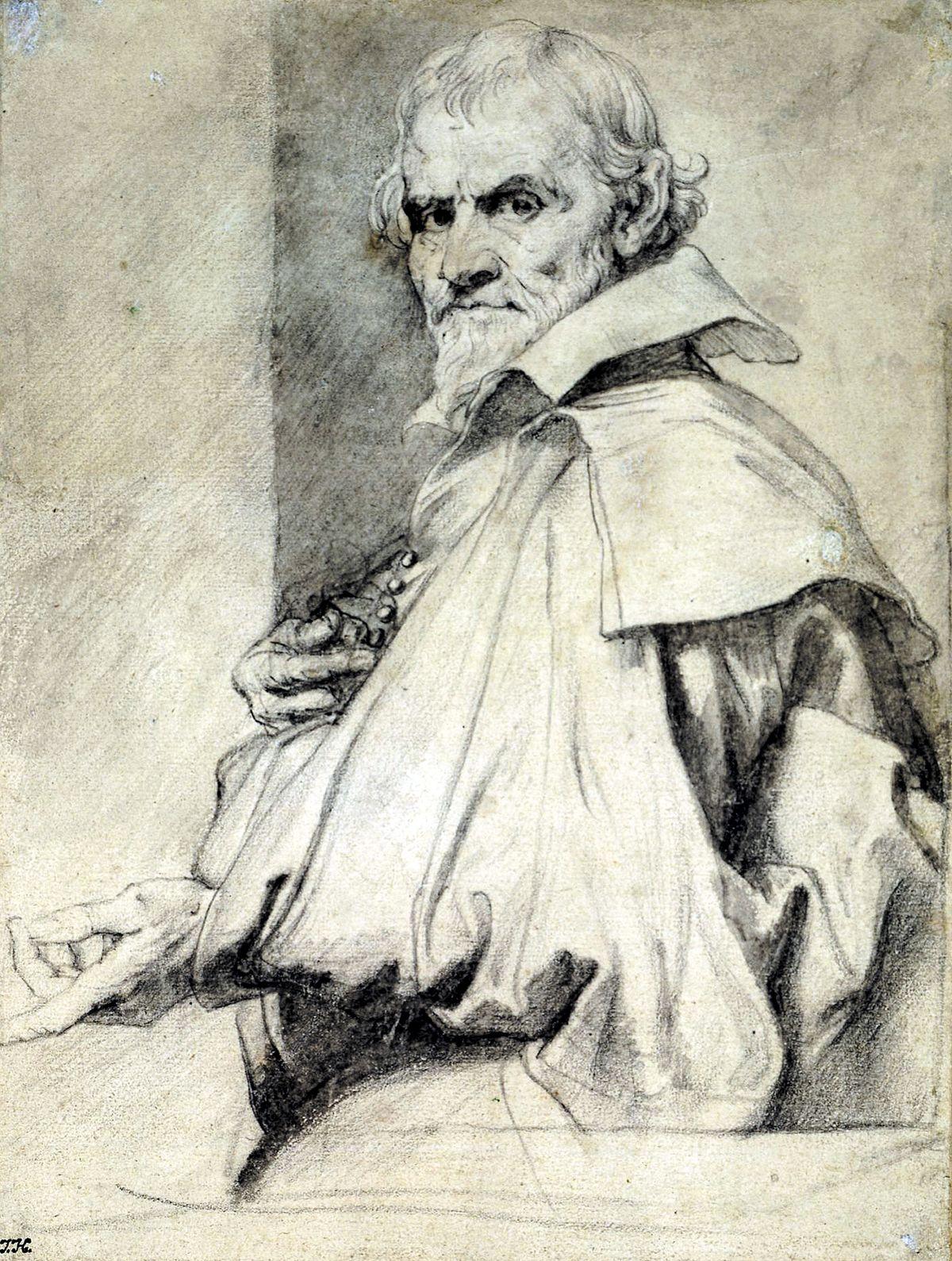 Orazio Gentileschi – Wikipédia, a enciclopédia livre