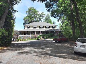 Railway Clerks' Mountain House - Image: Orchard Inn