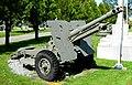 Ordnance QF 25-pounder Field Gun, Saint John, New Brunswick.JPG