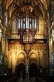 Orgue et mur d'entrée de l'Église Saint-Jacques-le-Mineur.jpg