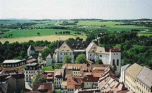 Upper Lusatia - Ortenburg Castle, Bautzen