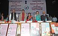 Oscar Fernandes released the posters on Industrial Safety and Health, at the inauguration of the 'Regional Labour Institute, Faridabad' and the '49th Conference of Chief Inspectors of Factories', at Faridabad in Haryana.jpg