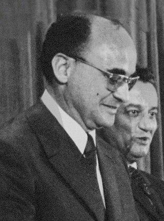 Luis Echeverría - Image: Oscar Vega y Luis Echeverria Alvarez (cropped 2)