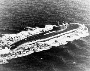 kapal Selam Kursk