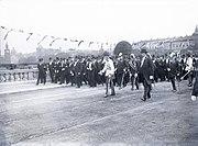 Otevření mostu 14. 6. 1904
