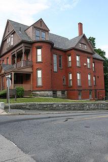 Otis Putnam House United States historic place