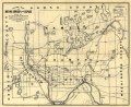 Outline map of Minneapolis and St. Paul. LOC 2002624046.tif