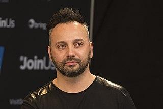 Ovidiu Cernăuțeanu Romanian musician