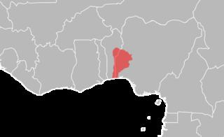 Former empire in present-day Benin and Nigeria