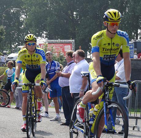 Péronnes-lez-Antoing (Antoing) - Tour de Wallonie, étape 2, 27 juillet 2014, départ (C079).JPG