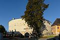 Pöggstall Schloss Barbakane 02.JPG