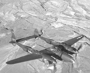 Operation Vengeance - P-38G Lightnings were the aircraft chosen to carry out the mission.