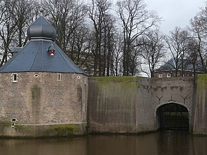 Capture of Breda (1590) - The Spanish Gate at Breda today